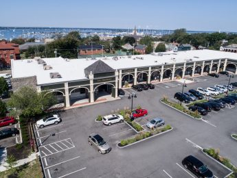 Bellevue Shopping Center 2